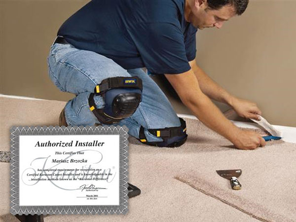Carpet Installation Free Estimate